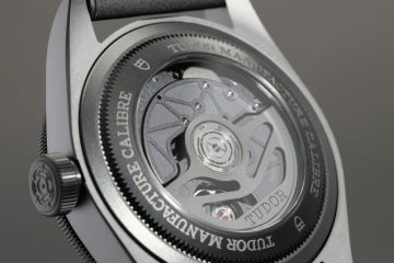 帝舵发布全新碧湾陶瓷型腕表(TUDOR Black Bay Ceramic)